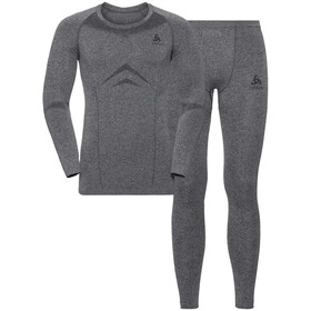 Odlo Performance Evolution ST Set Men grey melange